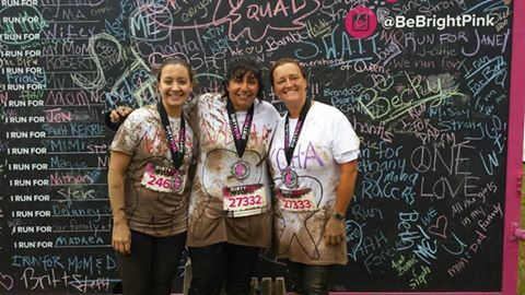 2016 Dirty Girl Mud Run